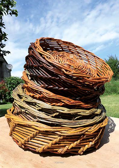 Atelier Brins de Malice - stage - corbeille d'osier