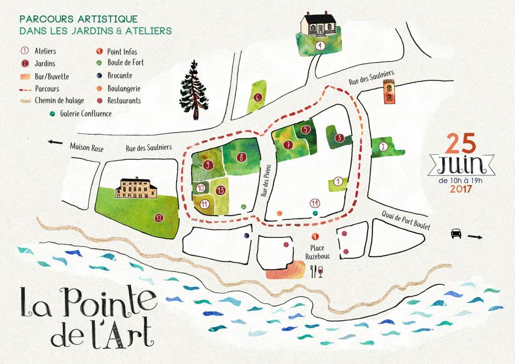 Atelier Brins de Malice - vannerie osier à la Pointe de l'Art