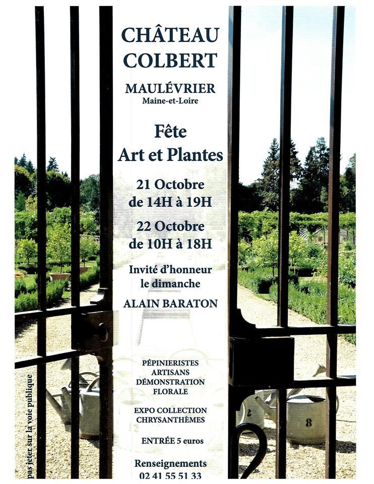 ABM- vannerie art et plantes - château et potager Colbert
