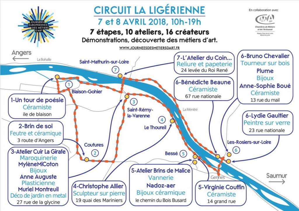 Atelier Brins de Malice - Vannerie d'Art - La Ligérienne
