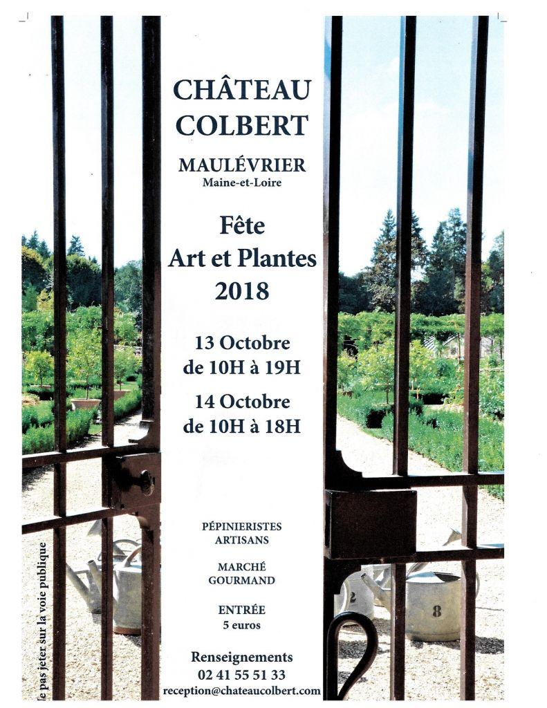 Atelier Brins de Malice au Château Colbert de Maulévrier