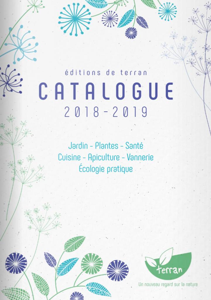 Catalogue 2018-2019 Editions de Terran