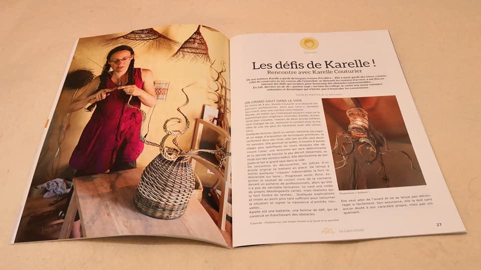 LLC 26 - Les défis de Karelle