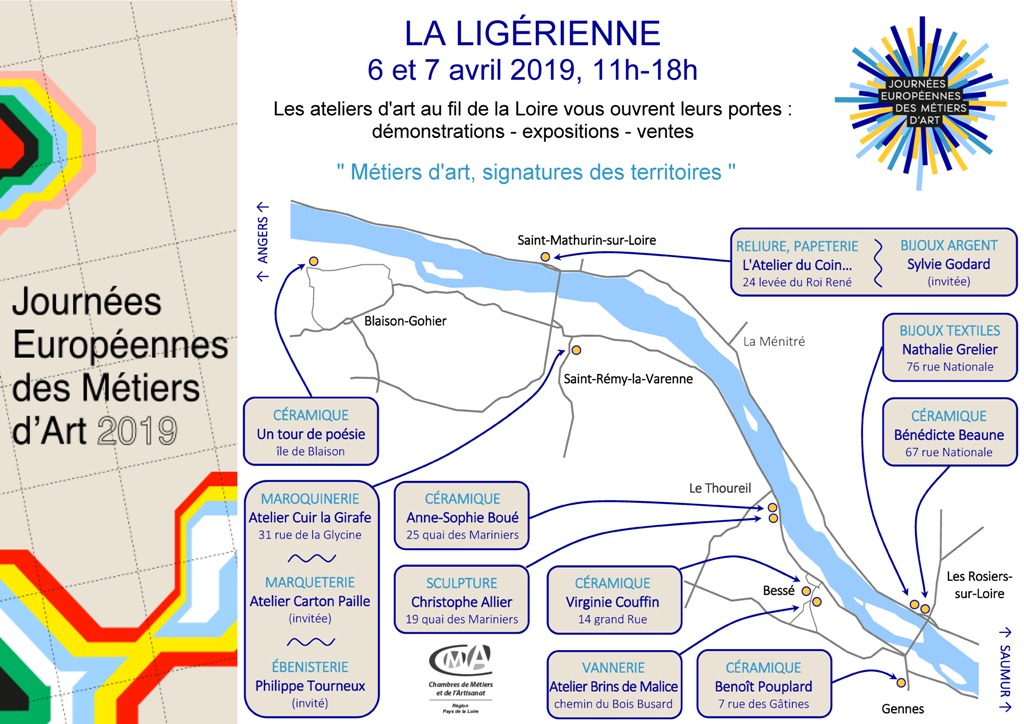 JEMA 2019 - La Ligérienne - Vannerie d'Art